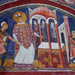 """""""Histories of Saint Magnus"""" - fresco (1231-1255) of the crypt of the cathedral at Anagni / Frosinone"""