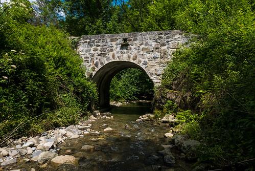 Pont des Vaux (amont)