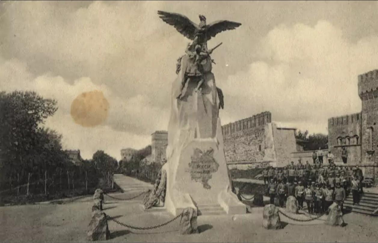Памятник «Благодарная Россия - героям 1812 года»