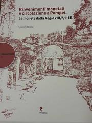 Rinvenimenti monetali e circolazione a Pompei book cover
