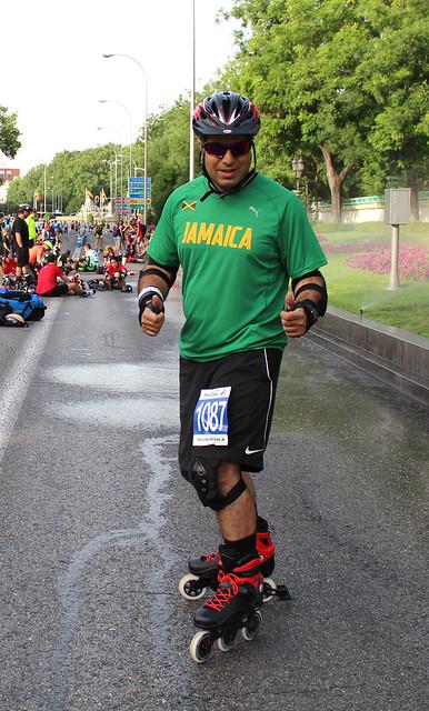 Maratón Internacional de Patinaje de Madrid 2018 01