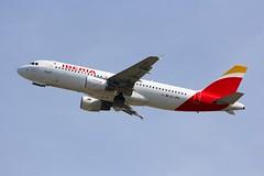 A320 EC-JFN London Heathrow 15.06.18