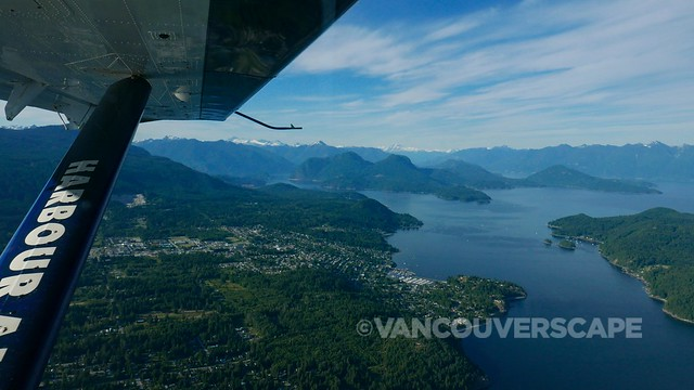 Harbour Air to Vancouver