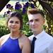 Shona and Luke, June 2018 - Prom