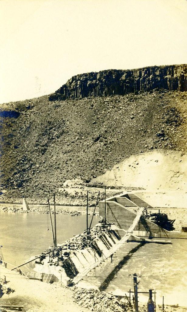 IDAHO-A-0365] Boise Diversion Dam | Image Title: Boise Dive