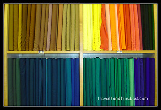 De kleuren van India