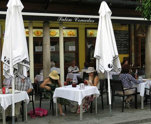 Tuesday Colours - Sevilla Style
