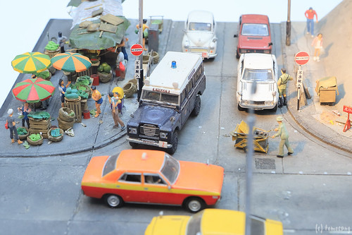 Hong Kong miniature exhibition