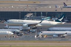 B-LRN A350-900 Cathay Pacific Hong Kong