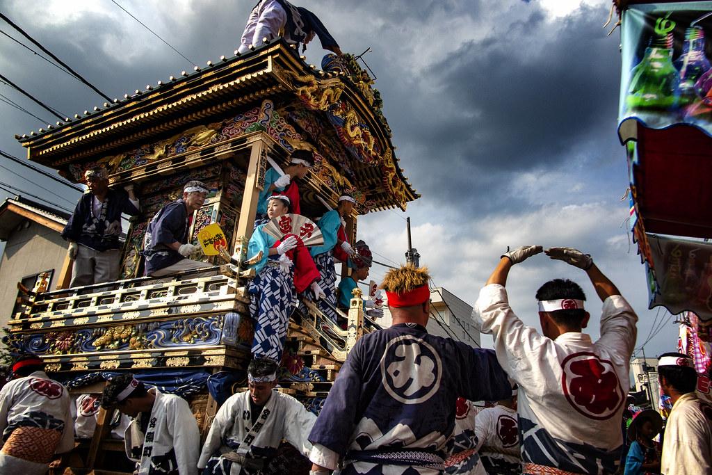 Chichibu Festival, Japan 22
