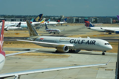 A9C-FB. Gulf Air Boeing 787-9 Dreamliner