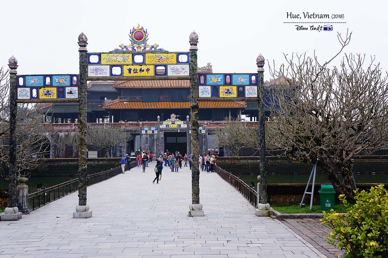 2018 Vietnam Hue Imperial City 03