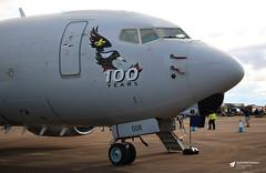 A30-006 Boeing E-7A Wedgetail Royal Australian Air Force RAF Fairford