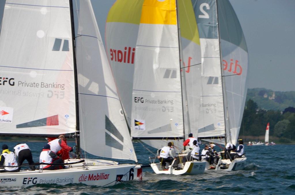 YCB Swiss Sailing Super League Team