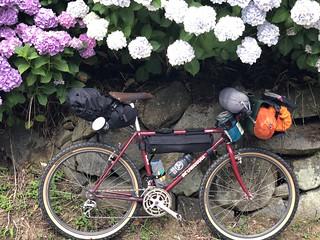 40歳からのバイクパッキング