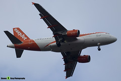 OE-LQV - 4125 - Easyjet - Airbus A319-111 - Luton M1 J10, Bedfordshire - 2018 - Steven Gray - IMG_6885
