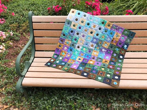 Island Batik Color Wash feature