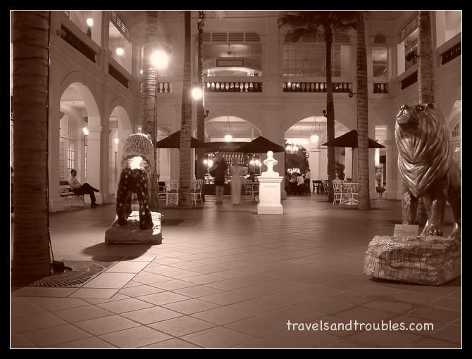 Raffles Shopping Arcade