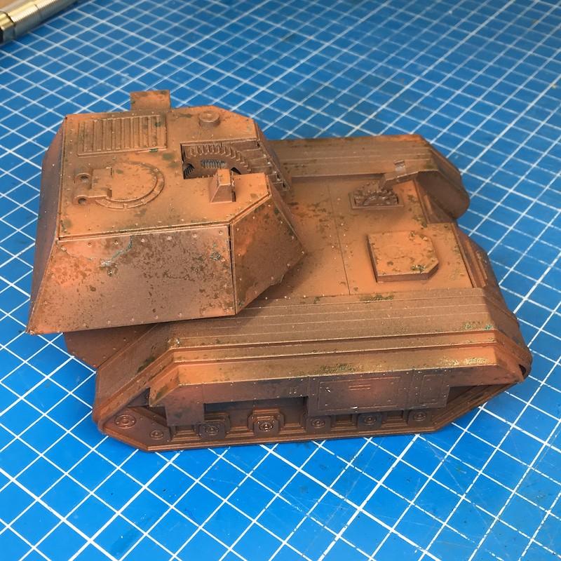 Lasercut basilisk tank green-2