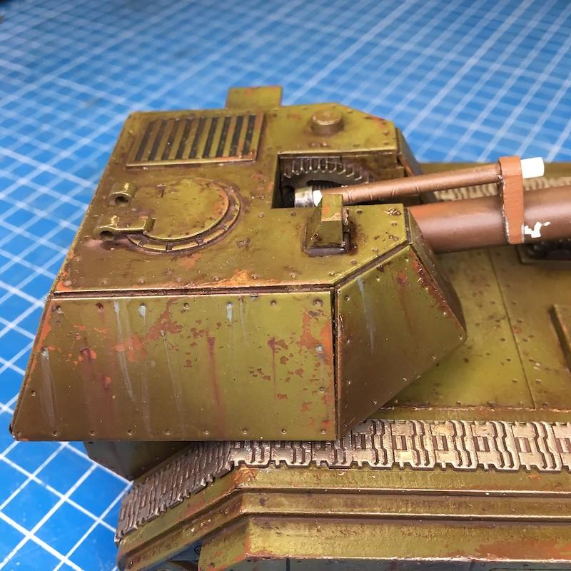 Lasercut basilisk tank green-12