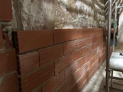 Wall in bedroom 2