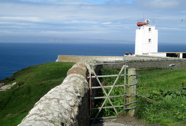 Dunnet Head Lighthouse Foghorn