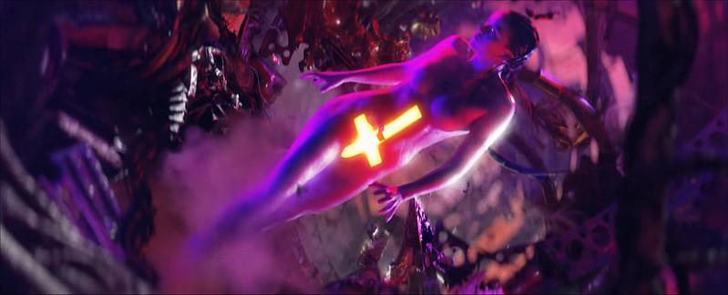 Bloodmachines - Tekno Uzay Operası