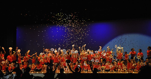 Dance Recital - Far Out East