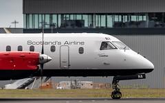 G-LGNA Loganair SAAB 340B (3)