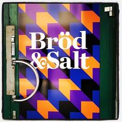 Nu vet vi vad som ersätter den stängda restaurangen i kvarteret! #Bröd&Salt