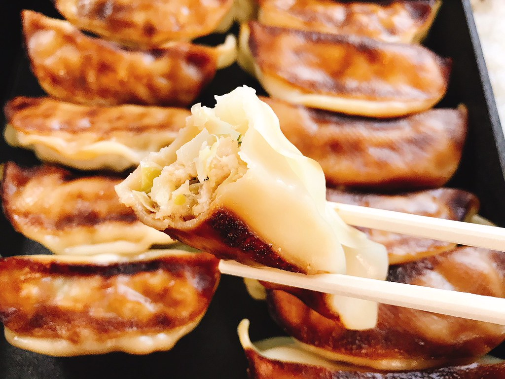 餃子W弁当③