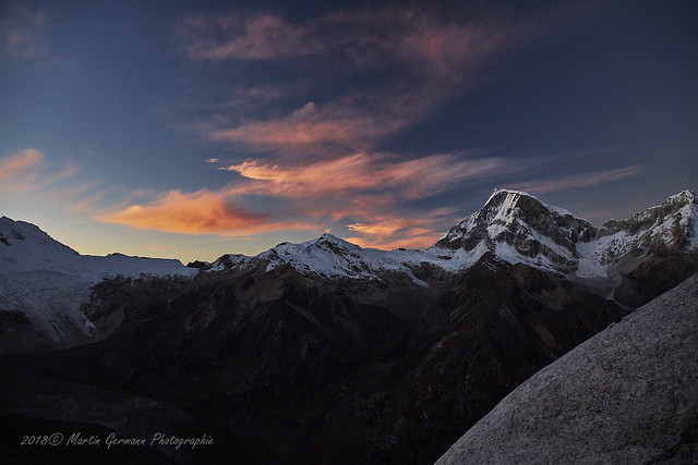 Sunrise from Nevado Urus, Canon EOS 5D MARK III, Canon EF 24-105mm f/4L IS II USM