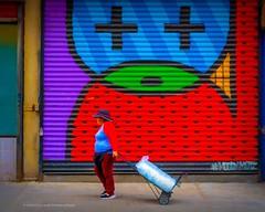 Broome Street Blues . . . #broomestreet #eastvillage #graffiti #streetart #streetsofnewyork #nyc #broomestreetchallenge #singleshotshow #oldbuildings #grime #grunge #city_captures #pixielatedpixels #chrislorddotnyc #chrislord #nycphotographer #creativeima