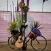 Planted Instrument Bicycle