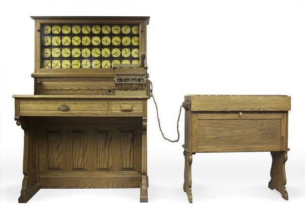 Hollerith machine (reproduction)