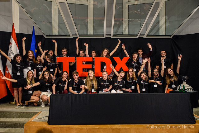 "TEDx College of Europe Natolin: ""Embracing Diversity"""
