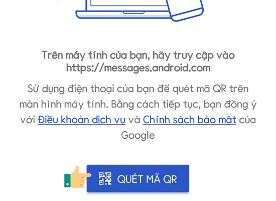 lấy tin nhắn từ điện thoại ra máy tính