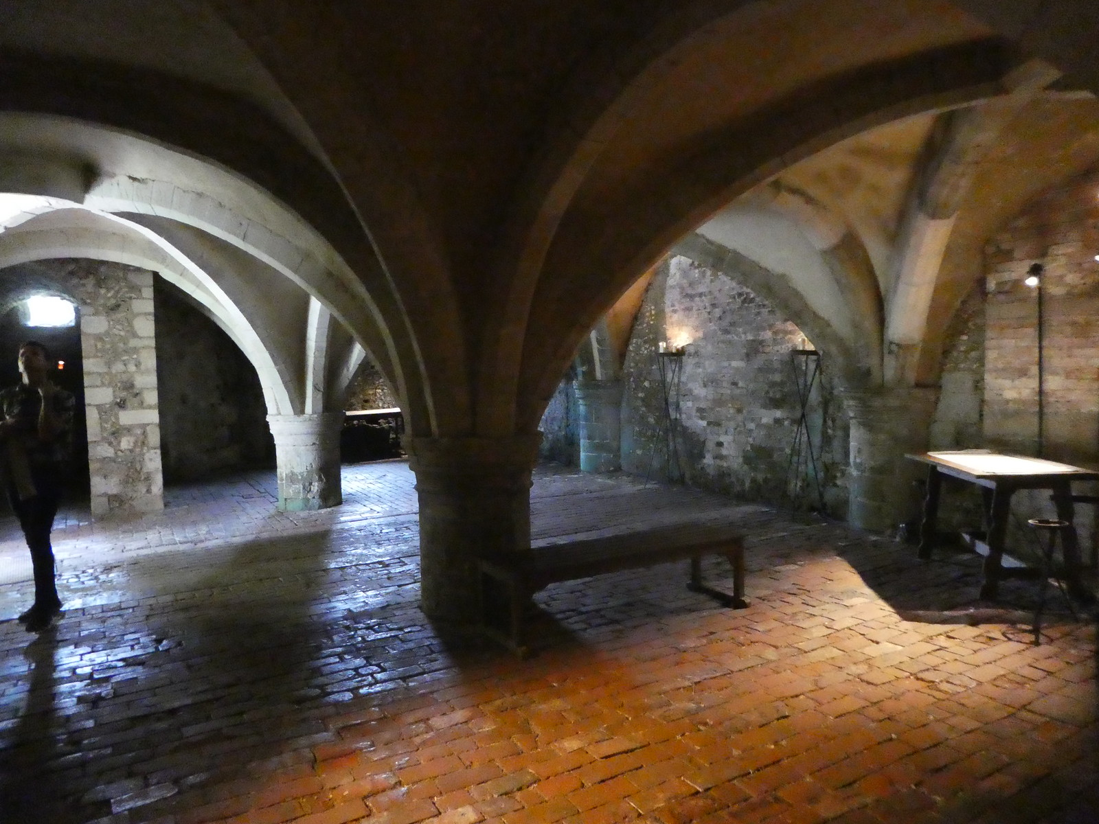 Cellarium, Mottisfont House