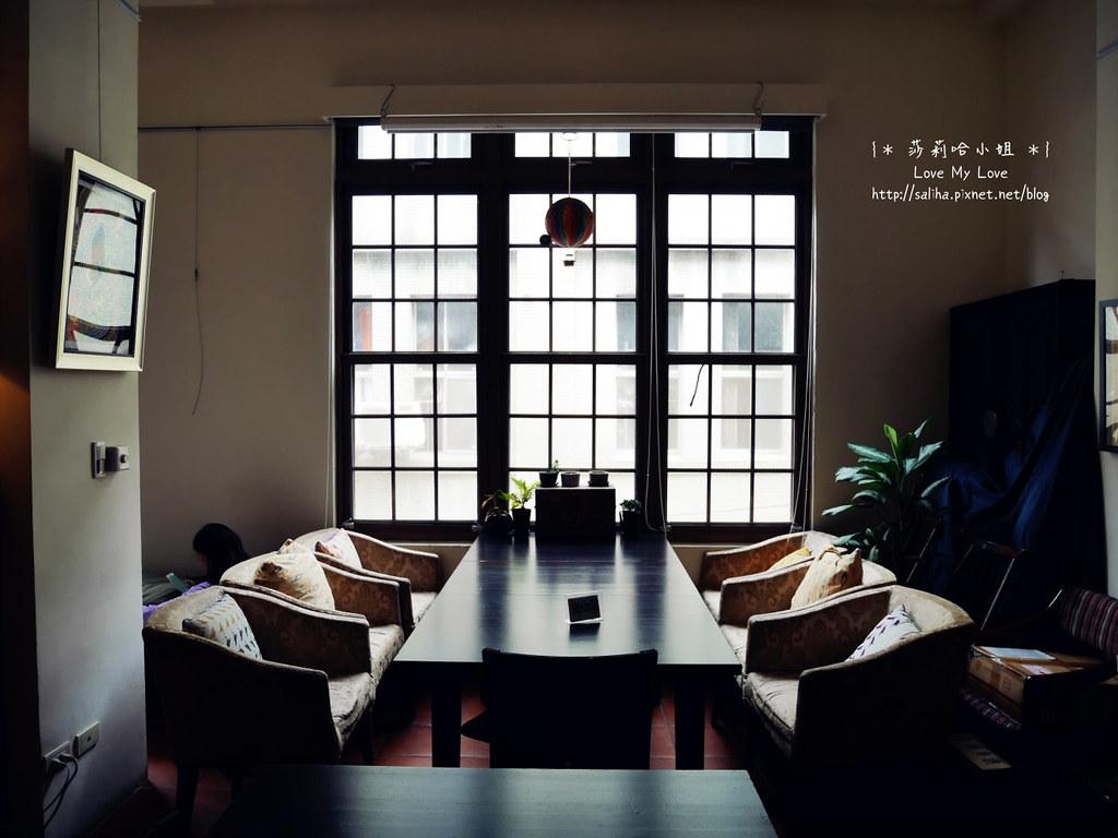 台北迪化街老屋爐鍋咖啡 Luguo Cafe小藝埕artyard (3)