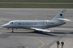 Dogan Aviation Dassault Falcon 2000 TC-DGC (c/n 166)