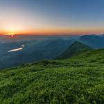 Sunrise on Kahlkogel