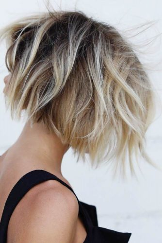 30+SHORT HAIR TRENDS FOR A FRESH LOOK - GET LATEST INSPIRATION 9