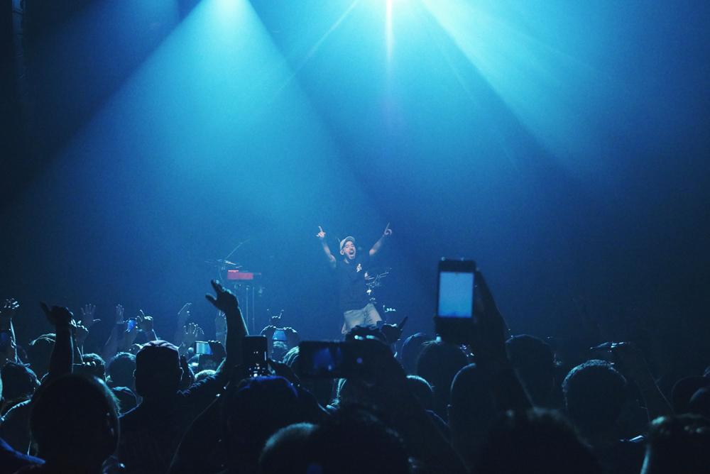 Mike Shinoda @ The Gramercy Theatre