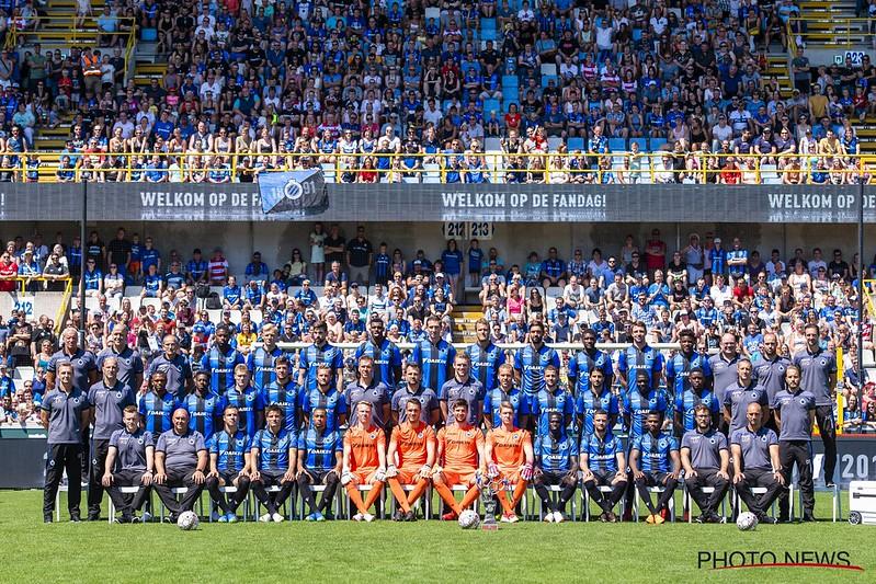 Club Brugge Fandag 2018