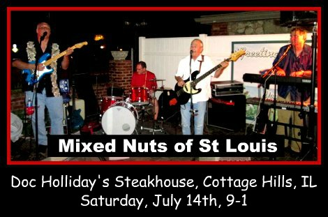 Mixed Nuts of St. Louis 7-14-18