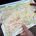 1. Mapa de la ciudad de Jerusalén