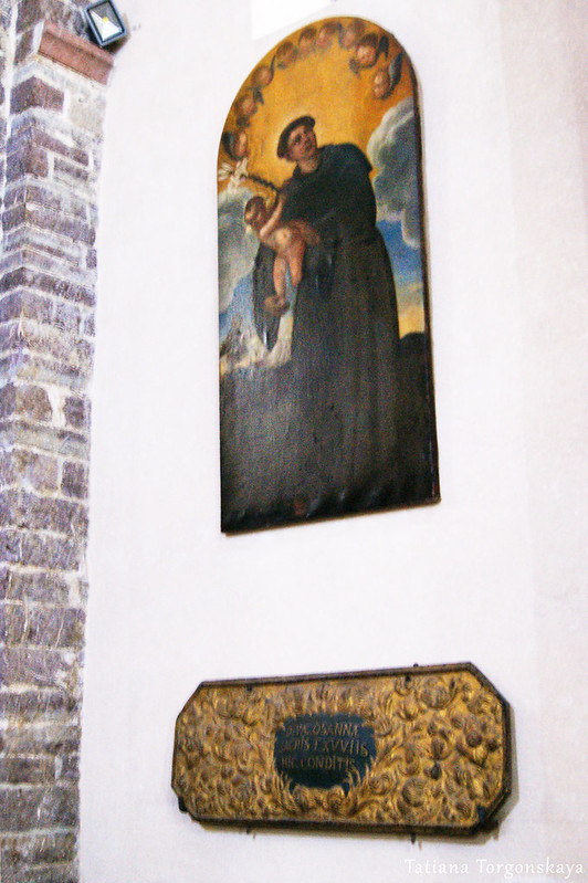 Убранство церкви Св. Марии Речной