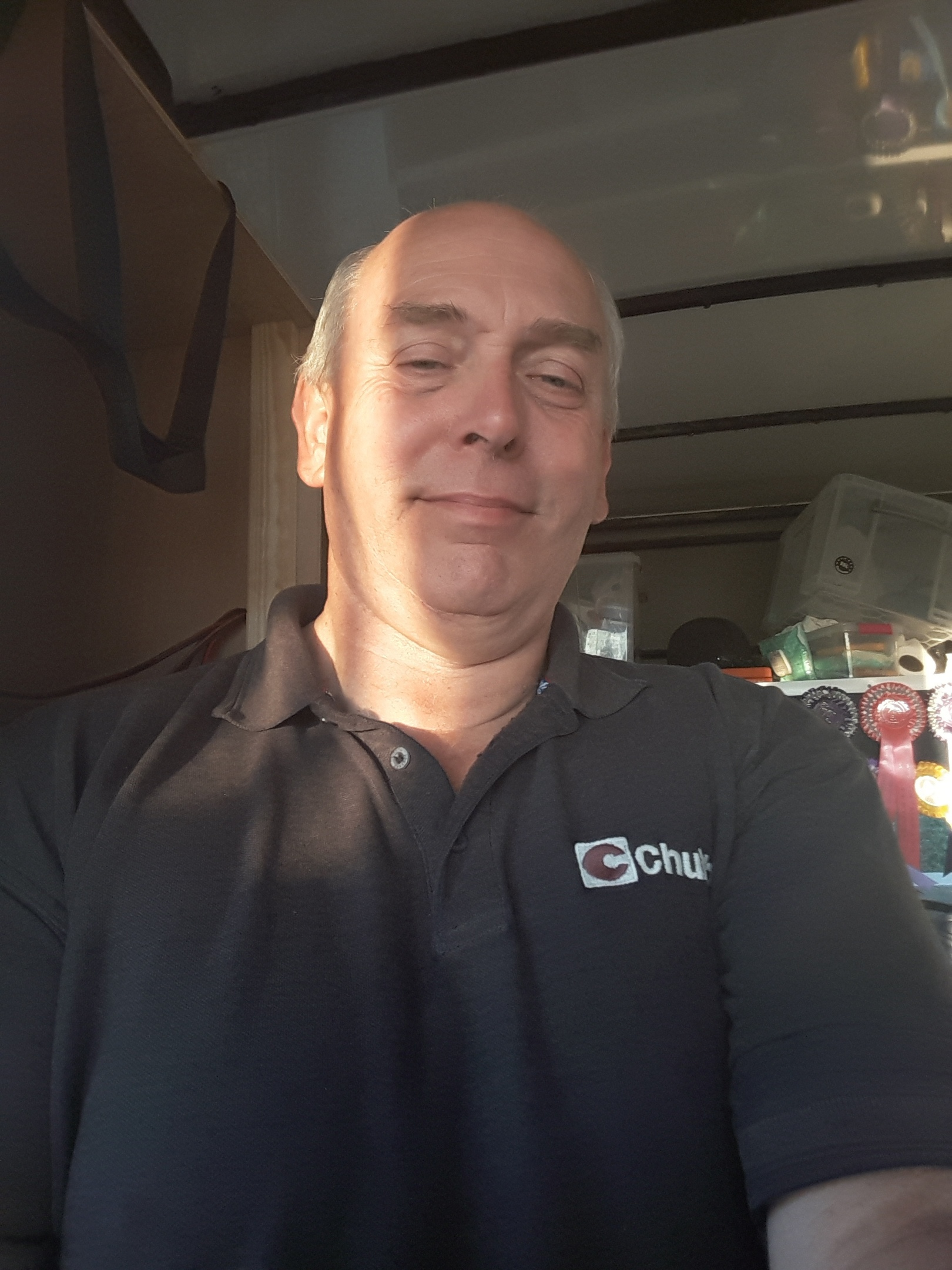 Catering Manager Paul 2E0GHT