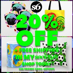 :star2: 20% Off + #FreeShipping on Everything with Code ART20FS :star2: on #BluedarkArt / TheChameleonart 's Society6 Shop :arrow_right: https://society6.com/bluedarkatlem :star2:  #Shopping #Designtrends #giftideas #sales #forsale #onsale #20offeverythin