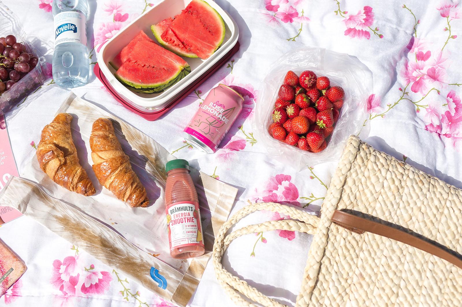 piknik reseptit